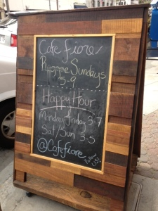 Ventura Happy Hour Cafe Fiore 01