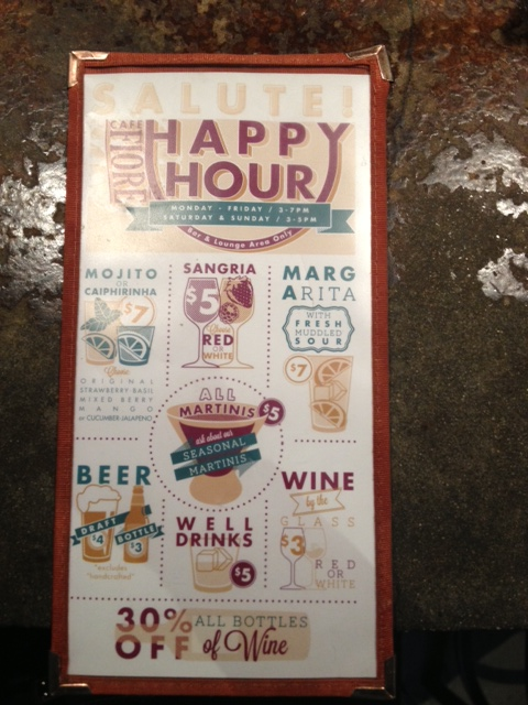 Cafe Fiore Happy Hour Archives Ventura Happy Hour Directory