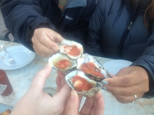 Sea Fresh Oyster Cheers