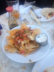 Sea Fresh Happy Hour Nachos